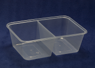 750ml Food Container (2-in-1)