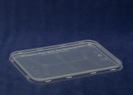 Universal Lid for Rectangular Food Container